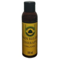Organic Pain Relief Therapy Oil  100 ml