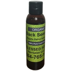 Organic Black Seed Oil 50 ml