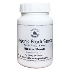 Organic Black Seeds 50 Grams