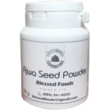Ajwa Seed Powder 50 Grams