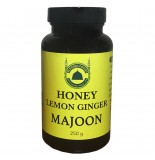 Lemon Ginger Honey (250 Grams)